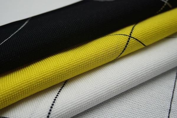 纯棉色织面料