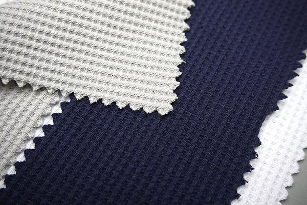 涤棉针织面料,棉毛和汗布 拉架